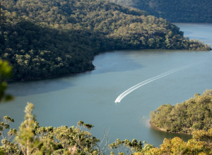 Berowra Waters view